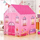SERIOTON® Jumbo Size Extremely Light Weight , Water Proof Kids Play Tent House for 10 Year Old Girls and Boys (Doll House Tent) birthday gifts for 10 year old girls May, 2021