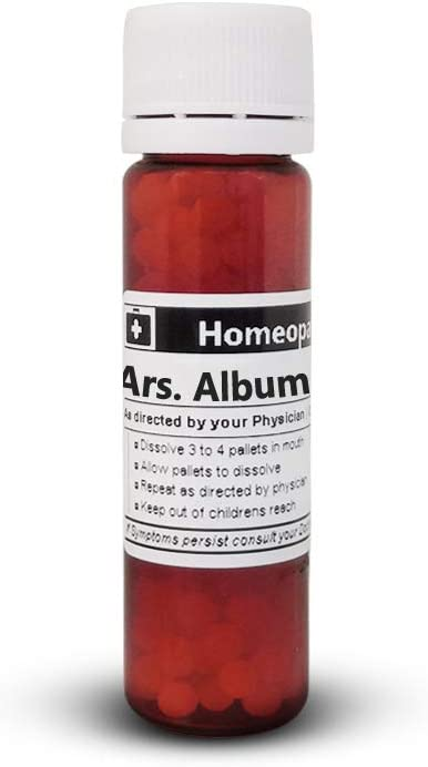 Homeopathic Remedy 6c - Max 41% OFF Grams Arsenic ALB 10 Ranking TOP6