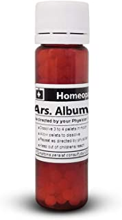 Sponsored Ad - Arsenicum Album 30C Homeopathic Remedy - 200 Pellets