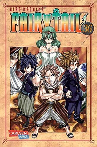 Fairy Tail 36: Spannende Fantasy-Abenteuer der berühmtesten Magiergilde der Welt