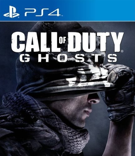 Activision Call of Duty: Ghosts, PS4 vídeo - Juego (PS4, PlayStation 4, FPS (Disparos en primera persona), Modo multijugador, M (Maduro))