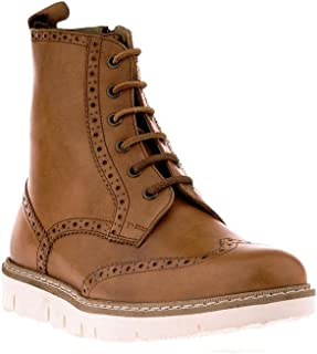 Unisex Scottish Dillinger Boots/Boots Brown