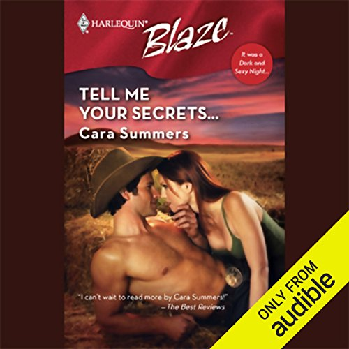 Tell Me Your Secrets audiobook cover art