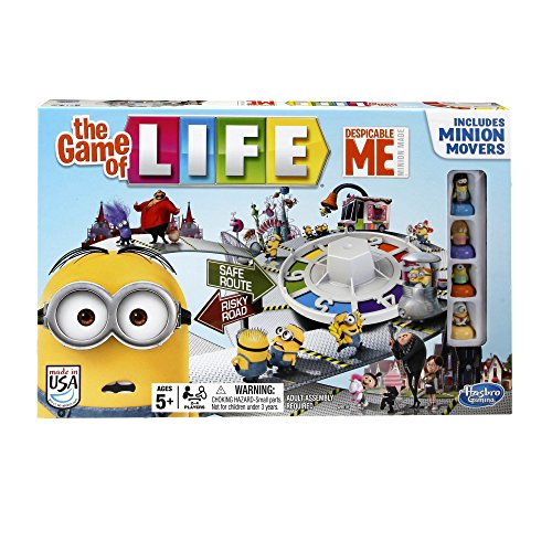 Despicable Me - The Game of Life