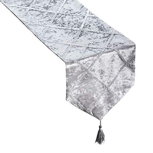 Top Finel Rayas en Forma de Diamante de Color Corredor de la