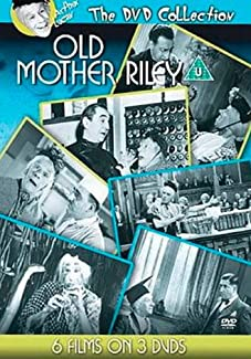 Old Mother Riley - The DVD Collection