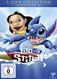 Lilo & Stitch Film Collection (2 DVDs)