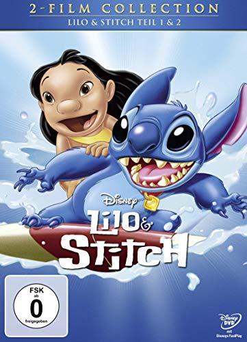Lilo & Stitch - Doppelpack (Disney Classics + 2. Teil) (2 DVDs)