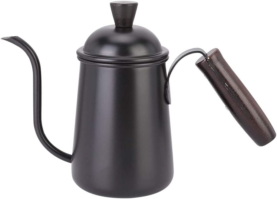 Hand Coffee Luxury goods Maker Double-layer Pot Kettle Stainles Charlotte Mall