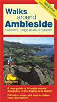 Walks Around Ambleside: Map/Guide