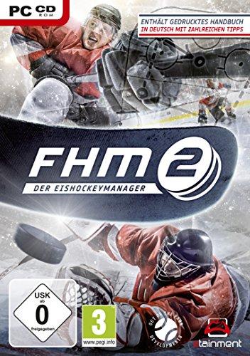 FHM2  –  Der Eishockeymanager - [PC]