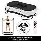 STORIA Sterling Power Vibration Plate Exercise Fitness Slimming Full Body Shaper Weight Loss