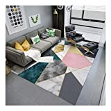 La alfombra Moderna de la Sala de Cristal de Terciopelo...