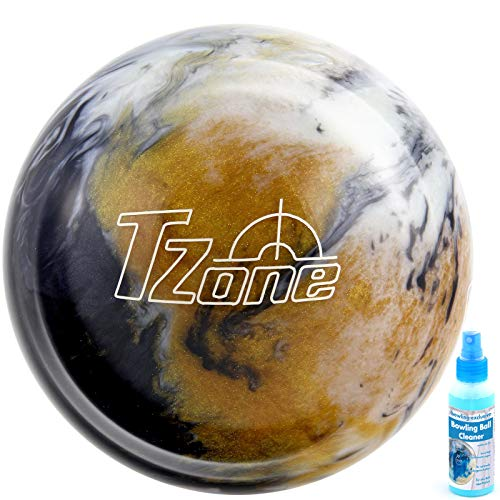 bowling-exclusive Bowling Ball Brunswick TZone Gold Envy Ball Cleaner (6 lbs)