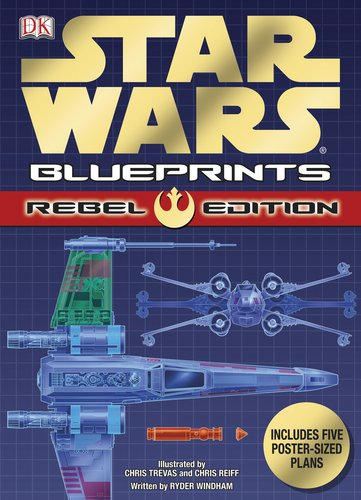 Star Wars Blueprints [With Five Poster Sized Plans]