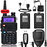 Best Baofeng Radio Scanners - Baofeng UV-5R 8W 6 in 1 Set High Review