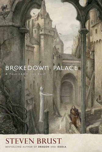 Cover of Brokedown Palace