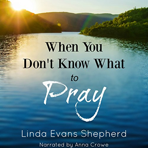 When You Don't Know What to Pray audiobook cover art