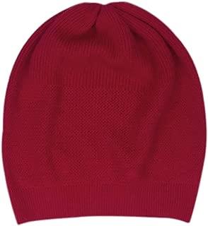 WaySoft 100% Cashmere Beanie for Women in a Gift Box, Oversized Women Beanie Hat