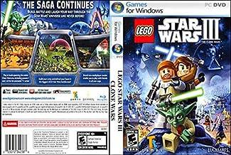 Lego Star Wars III PC by Lucas Arts