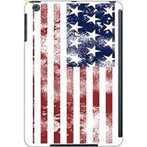 iPadmini アイパッドミニ ケース ca1171-1 ヴィンテージ風 アメリカ国旗 星条旗 apple iPad mini タブレット カバー ジャケット スマホケース softbank au