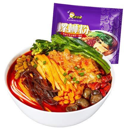 Luosifen Liuzhou Rice Noodle Regular discount ??? ??Snail Powder instant Fixed price for sale
