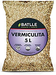comprar comparacion Sustratos - Sustrato Vermiculita 5L - Batlle