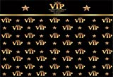 AOFOTO 7x5ft VIP Red Carpet Event Backdrop Star Catwalks Stage Photography Background Cine Film Show Booth Celebrity Activity Premiere Award Movie Ceremony Photo Studio Props Party Banner Wallpaper