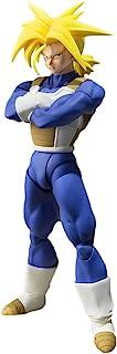 TAMASHII NATIONS Bandai Super Saiyan Trunks (Cell Saga Version) Dragon Ball Z Action Figure