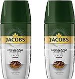 Jacobs Millicano Kaffeekomposition, löslicher Kaffee, Instantkaffee, 2er Pack, 2 x 100g