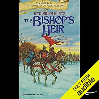 The Bishop's Heir cover art