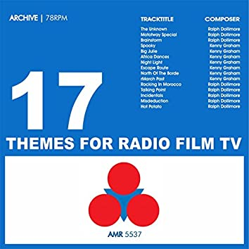 Themes for Radio, Film, Tv Volume 17
