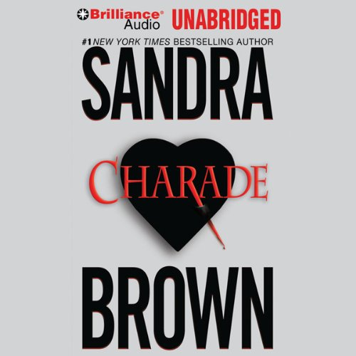 Charade audiobook cover art