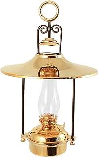 Vermont Lanterns Hanging Oil Lamp - Brass Dorset 14