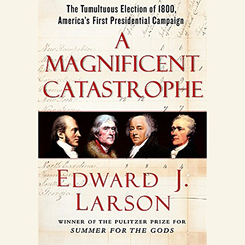 A Magnificent Catastrophe cover art