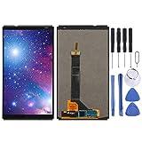 Kit de reparación de teléfono móvil Pantalla LCD y digitalizador completo para ZTE Axon 7 Mini B2017 B2017G Pieza de repuesto (color negro)