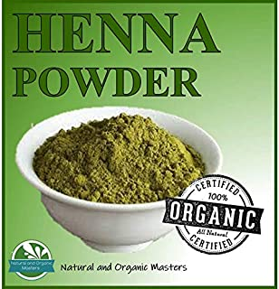 100% Pure Organic Herbal HENNA POWDER 500g- Best mehndi powder - - 500g