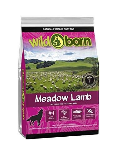 WILDBORN Hundefutter getreidefrei MEADOW LAMB 2kg für erwachsene Hunde