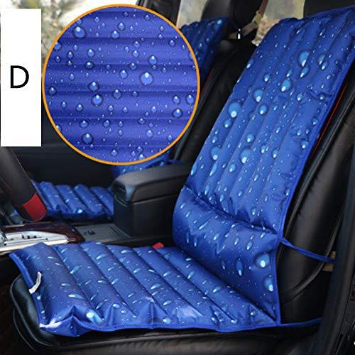 FXDCQC Cool Sommer- Komfortabel Groß Cooles Pad, Rechteck Dauerhaft Umweltschutz Cooles Pad, Zum Auto Sitz Matte(118×48cm D)