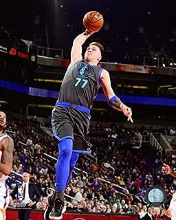Luka Doncic Dallas Mavericks NBA Action Photo (Size: 8