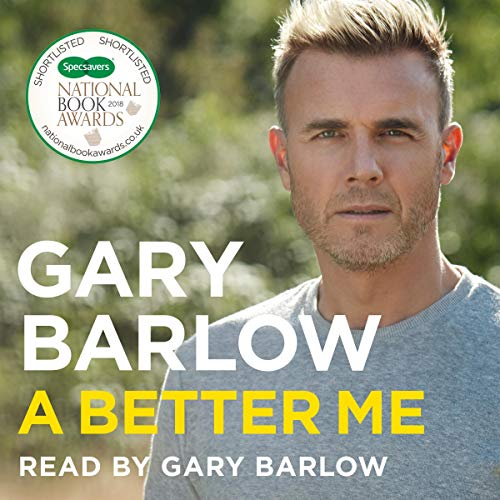 A Better Me audiobook cover art
