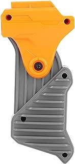 Tbest Módulo de Actualización de Modulus Grip para Pistola N-Strike,Mango de Agarre de Empuñadura Plegable Kit de Actualización de Empuñadura de Pivote de Módulo de Riel Táctico