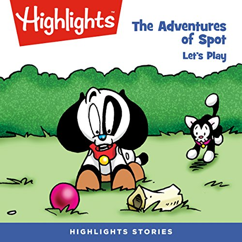 The Adventures of Spot: Let's Play! copertina