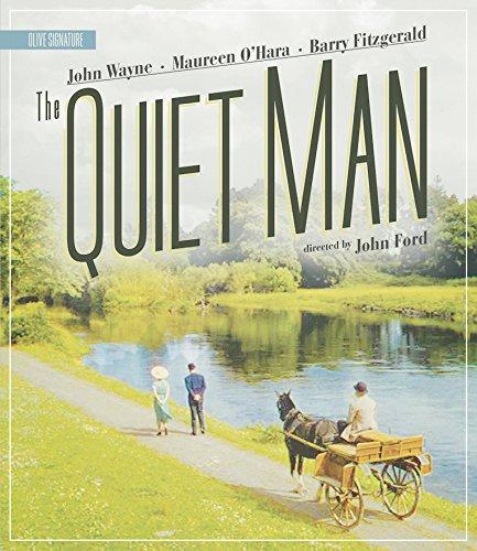 Quiet Man (Olive Signature) [Edizione: Stati Uniti] [Italia] [Blu-ray]