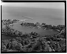HistoricalFindings Photo: South Bridge,Jackson Park Lagoon,Chicago,Cook County,Illinois,IL,HABS