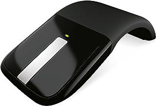 Microsoft ARC Touch - Ratón óptico inalámbrico, Color Negro