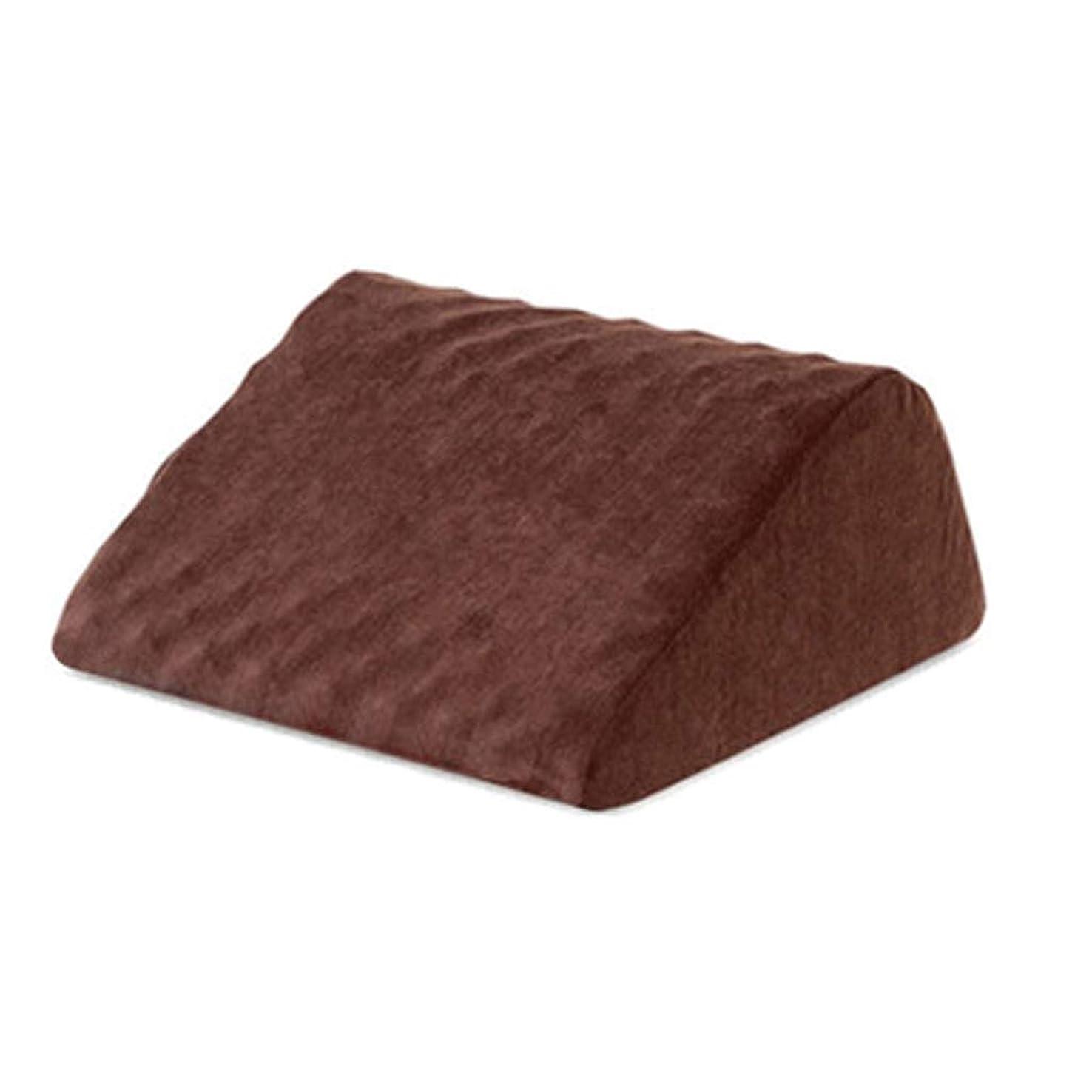岸スラック槍足の枕、マタニティベッド、足の枕、マッサージの枕、足の枕,Brown