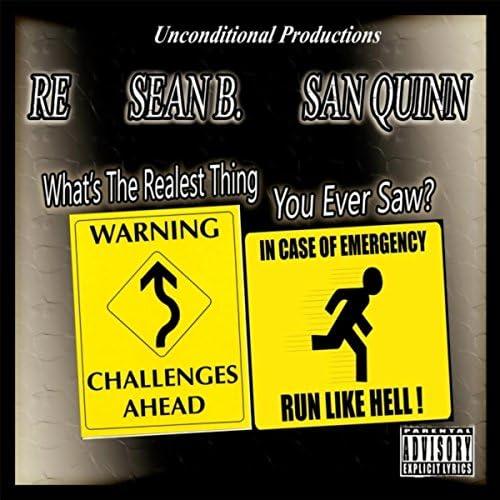 Re, Sean B. & San Quinn