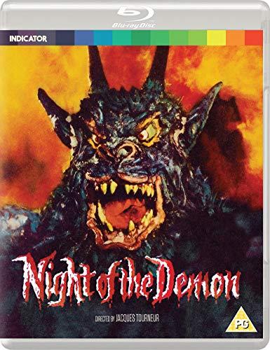 Blu-Ray - Night Of The Demon [Edizione: Stati Uniti] (1 BLU-RAY)
