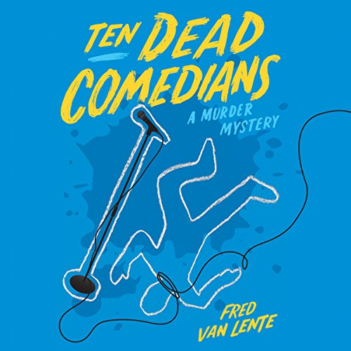 Ten Dead Comedians cover art